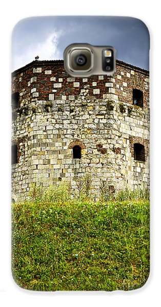 Nebojsa Tower In Belgrade Galaxy S6 Case by Elena Elisseeva