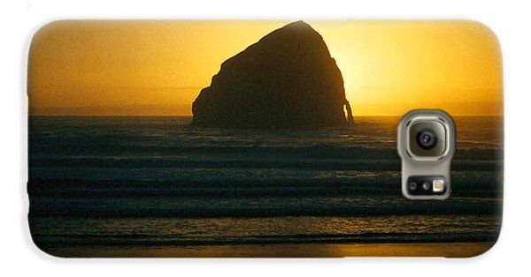 Pacific City Sunset Galaxy S6 Case