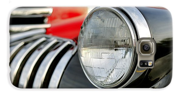 Pickup Chevrolet Headlight. Miami Galaxy S6 Case by Juan Carlos Ferro Duque