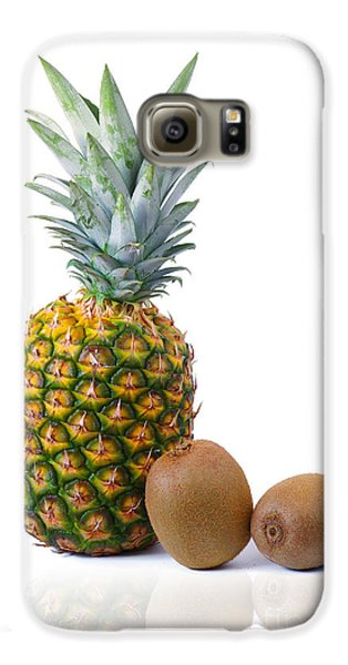 Pineapple And Kiwis Galaxy S6 Case