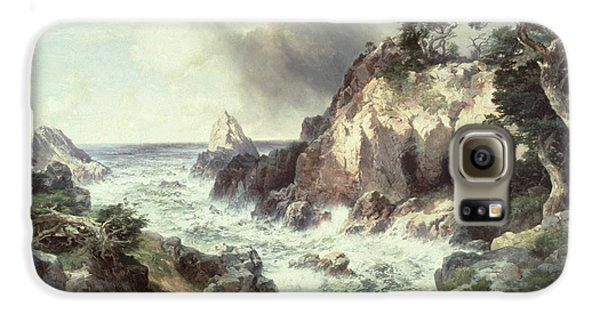 Point Lobos At Monterey In California Galaxy S6 Case