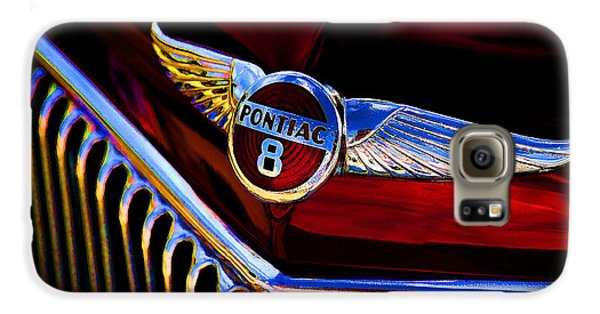 Automobile Galaxy S6 Case - Red Wings by Douglas Pittman