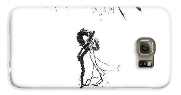 Instagood Galaxy S6 Case - Reflected Form by Matthew Blum