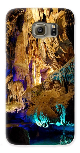 Ruby Falls Cavern 2 Galaxy S6 Case