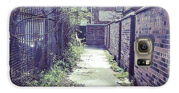 House Galaxy S6 Case - #salford #manchester #houses by Abdelrahman Alawwad