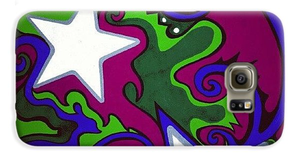 Cool Galaxy S6 Case - #sharpie Art #sharpiesquad2012 by Mandy Shupp