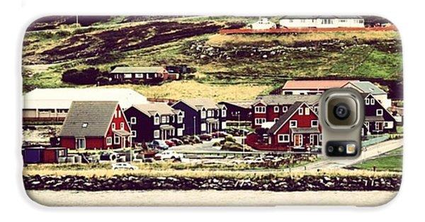 House Galaxy S6 Case - Shetland by Luisa Azzolini