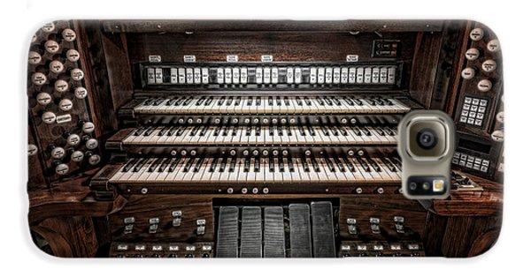 Skinner Pipe Organ Galaxy S6 Case