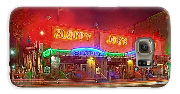 Sloppy Joes Galaxy S6 Case