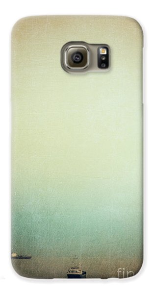 Solitary Ships Galaxy S6 Case