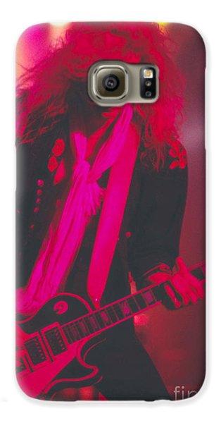 Steve Clarke Galaxy S6 Case by David Plastik