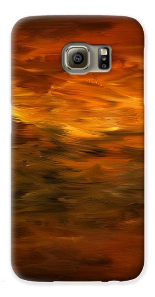 Summer's Hymns Galaxy S6 Case by Lourry Legarde