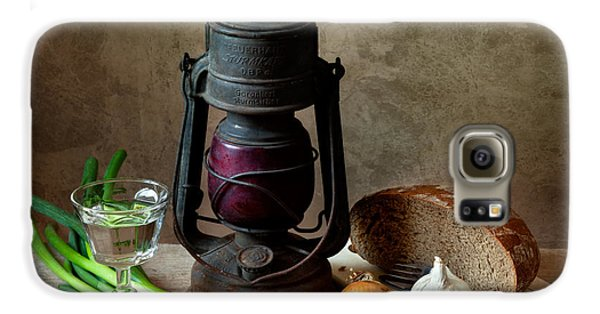 Supper Galaxy S6 Case by Nailia Schwarz