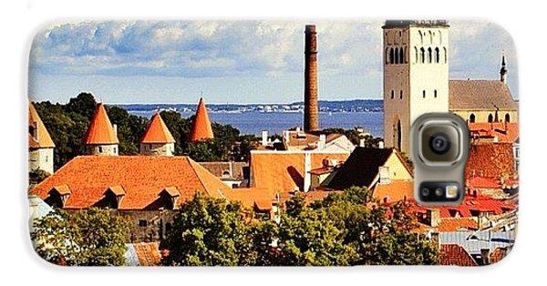 House Galaxy S6 Case - Tallinn - Estonia by Luisa Azzolini