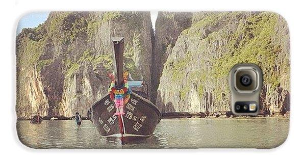 Galaxy S6 Case - #thailand #phuket #mayabeach #mayabay by Mohamed Shafy