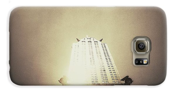 City Galaxy S6 Case - The Chrysler Building - New York City by Vivienne Gucwa