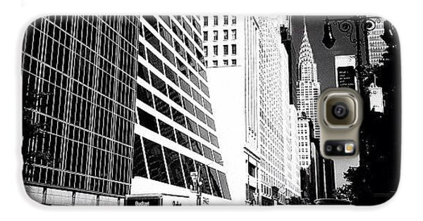 The Chrysler Building In New York City Galaxy S6 Case