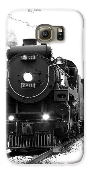Train Galaxy S6 Case - The Empress by Vivian Christopher