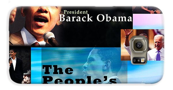 The People's President Galaxy S6 Case by Terry Wallace