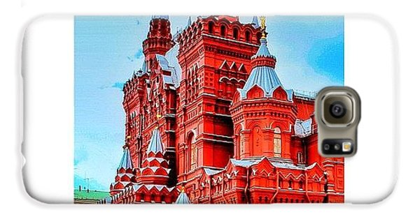 The State Historical Museum (russian: Galaxy S6 Case by Tommy Tjahjono