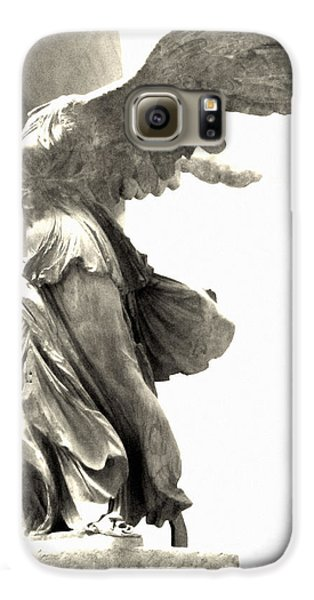 The Winged Victory - Paris Louvre Galaxy S6 Case