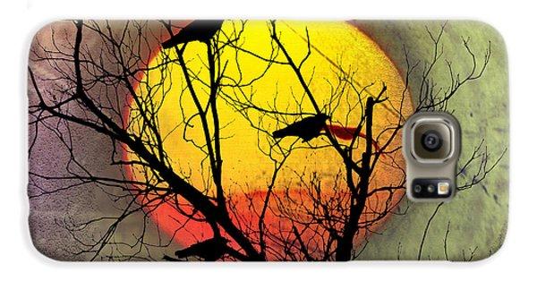 Three Blackbirds Galaxy S6 Case