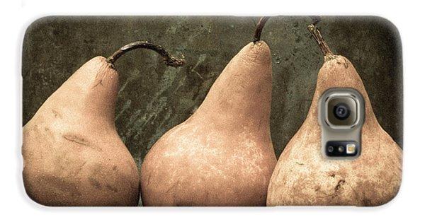 Three Pear Galaxy S6 Case by Edward Fielding