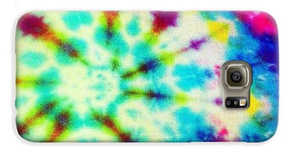 Tiedye Galaxy S6 Case