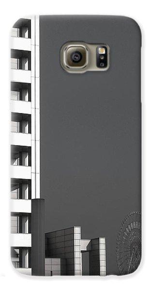 Tokyo's Devil's Wheel Galaxy S6 Case by Naxart Studio