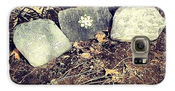 #tombstone #pretty #decorative Galaxy S6 Case