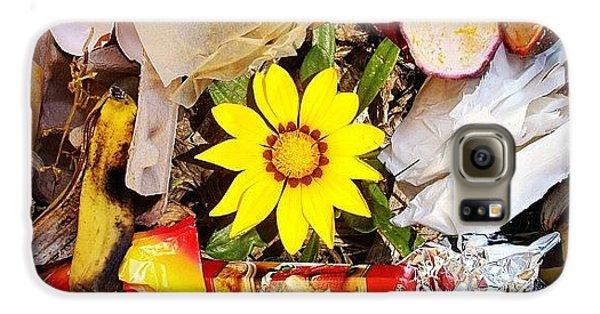 Trash Galaxy S6 Case
