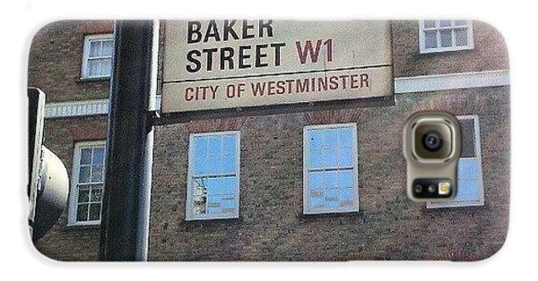 London Galaxy S6 Case - #westminster #bakerstreet #baker by Abdelrahman Alawwad