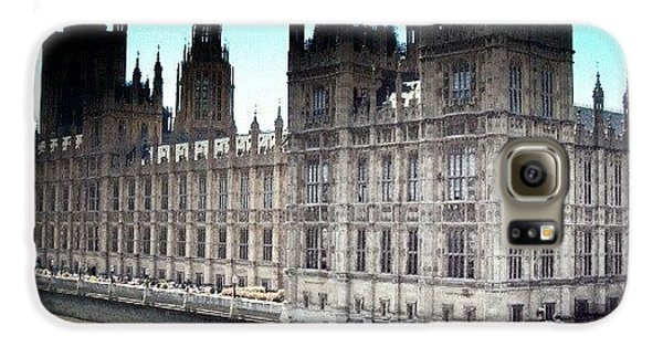 Follow Galaxy S6 Case - Westminster, London 2012 | #london by Abdelrahman Alawwad