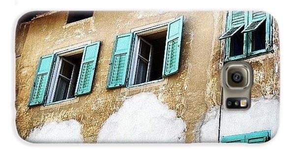 House Galaxy S6 Case - Windows by Luisa Azzolini