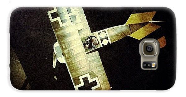 Ohio Galaxy S6 Case - Ww1 Curtiss Jn-4d Jenny by Natasha Marco