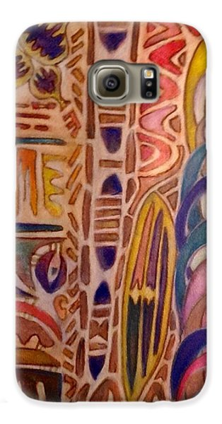Voodoo Galaxy S6 Case -  Hawaii Five 0 by Bev Gill