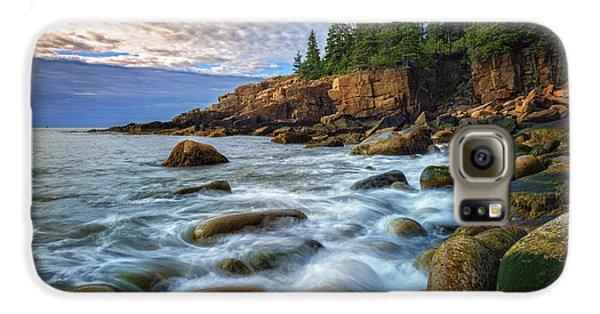 Otter Galaxy S6 Case - Acadia by Rick Berk