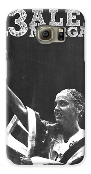 Alex Morgan Galaxy S6 Case by Semih Yurdabak