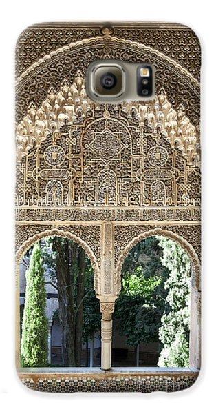 Alhambra Windows Galaxy S6 Case