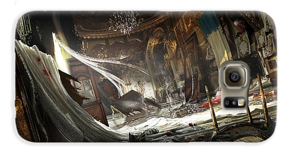 Design Galaxy S6 Case - Assassin's Creed Unity by Maye Loeser