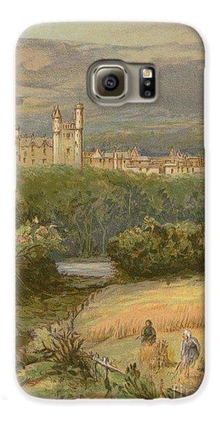 Balmoral Castle Galaxy S6 Case by English School