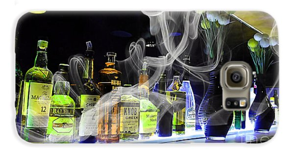 Bar Collection Galaxy S6 Case by Marvin Blaine