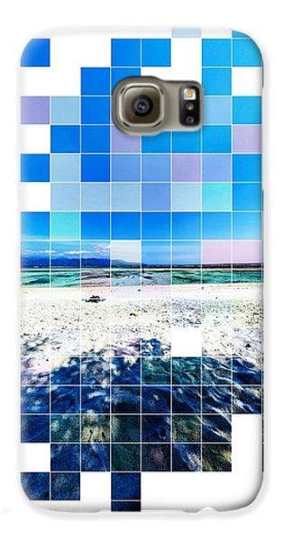 Beach Galaxy S6 Case