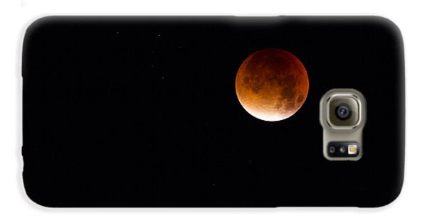 Blood Moon Super Moon 2015 Galaxy S6 Case