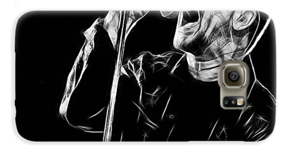 Bono U2 Collection Galaxy S6 Case by Marvin Blaine