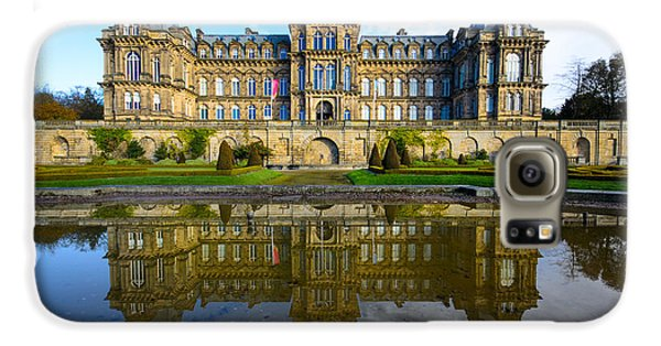 Castle Galaxy S6 Case - Bowes Museum by Smart Aviation