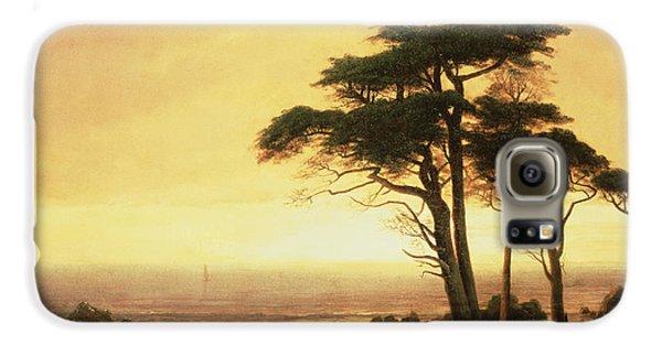 California Coast Galaxy S6 Case