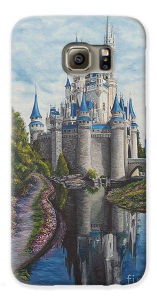 Cinderella Castle  Galaxy S6 Case