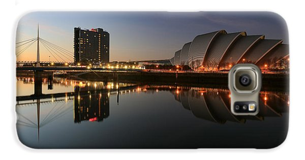 Clydeside Reflections  Galaxy S6 Case
