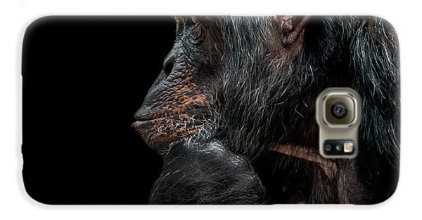 Contemplation  Galaxy S6 Case by Paul Neville